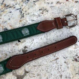 🎓🎓Dartmouth preppy belt